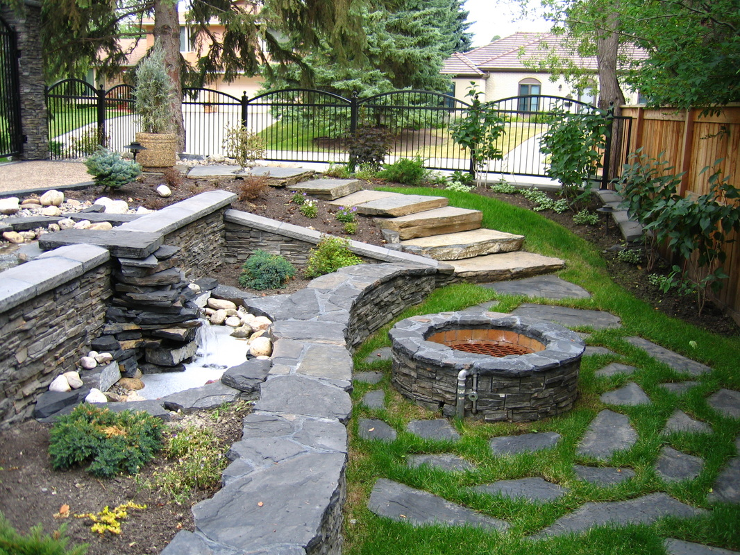 water features in victoria bc, best irrigation service and services